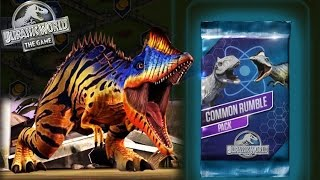 RARITY RUMBLE - COMMON RUMBLE PACK ||  Jurassic World The Game