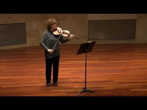 Solo Cello Suite No. 4 of J.S. Bach Performed by Violist Jod