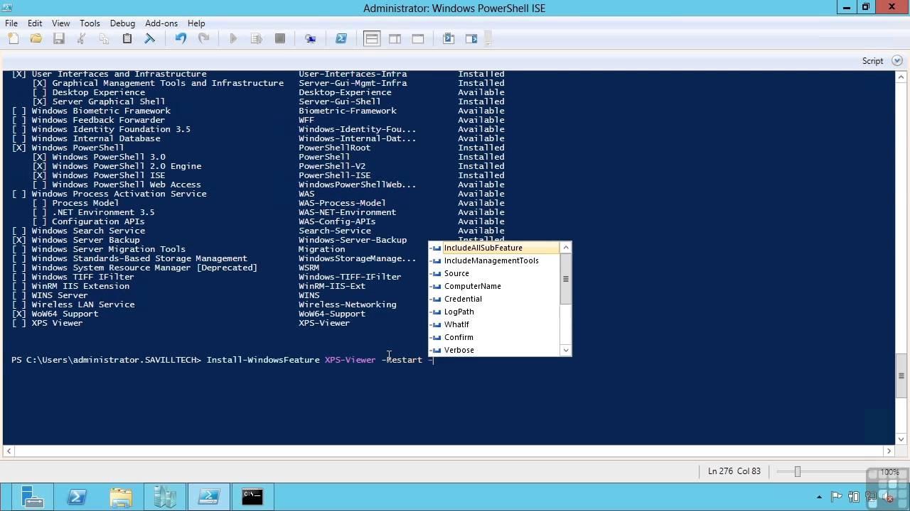 Windows Server 2012 Certification Exam 70 410 Tutorial Adding And