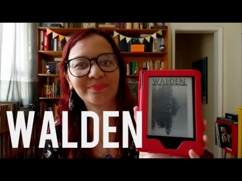 Resenha: Walden, de Henry David Thoreau