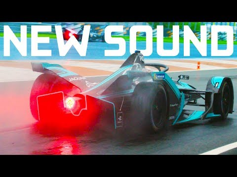 The New Sound Of Formula E - Wet & Dry Edition! (Season 5)