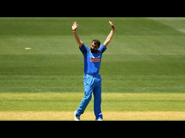 Everything about Shami's bowling at the moment is perfectly in place - Zaheer Khan