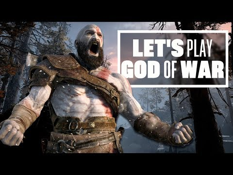 Let's Play God of War: DON'T SPEAK TO ME OR MY SON EVER AGAIN - New God of War Gameplay