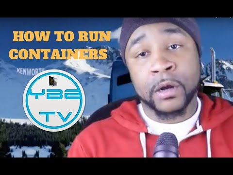 HOW TO RUN CONTAINERS AS OWNER OPERATOR & COMPANY DRIVER {Q&A}