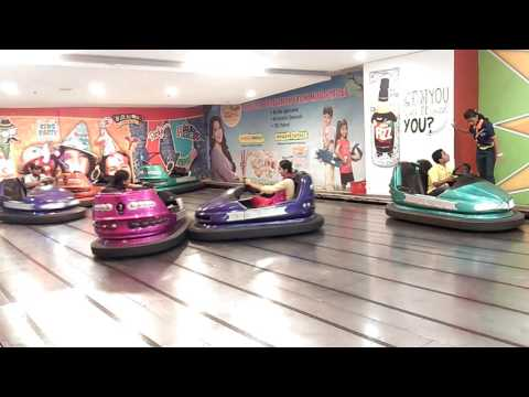 Car dash game Inorbit Mall