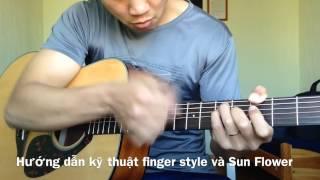 [Guitar]Hướng dẫn: Sun Flower (Paddy Sun)