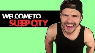 Welcome to SLEEP CITY! [ASMR FOR BROS]