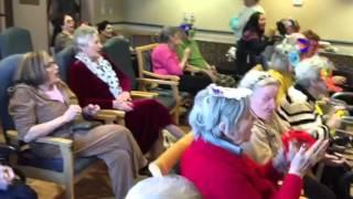 Voices Seniors Choir