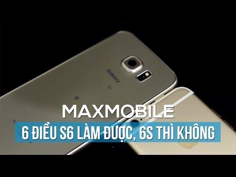 Đánh giá Samsung S6 Hàn cũ thiết kế đẹp cấu hình khủng còn gì ấn tượng hơn?