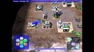 WarZone 2100 Game Play