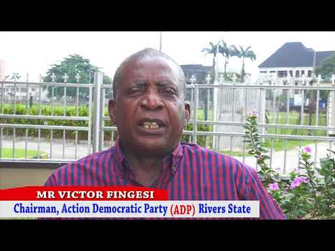 Wike's totalitarian government old fashioned for Rivers people  Victor Fingesi