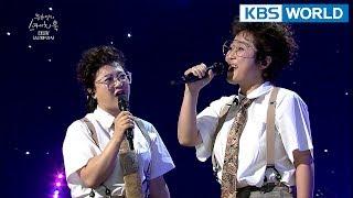 Double V (Song Euni & Kim Sook) - 3Do | 더블V (송은이X김숙) - 3도 [Yu Huiyeol's Sketchbook/2018.02.14]
