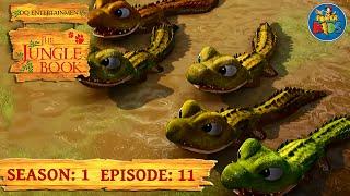 The Jungle Book Cartoon Show Full HD - Season 1 Episode 11 - Mowgli's Log