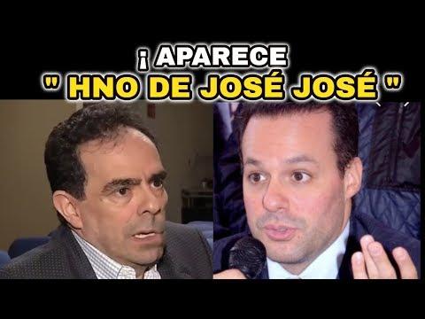 🔴 ¡ HACE UNAS HORAS ! APARECE Medio HERMANO de José José,  JOSE JOEL Hijos de Jose Jose HOY !