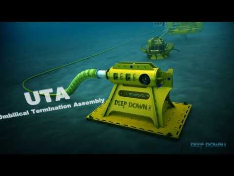 Deep Down, Inc. Capabilities - subsea deployment, umbilical termination, flying leads, etc.