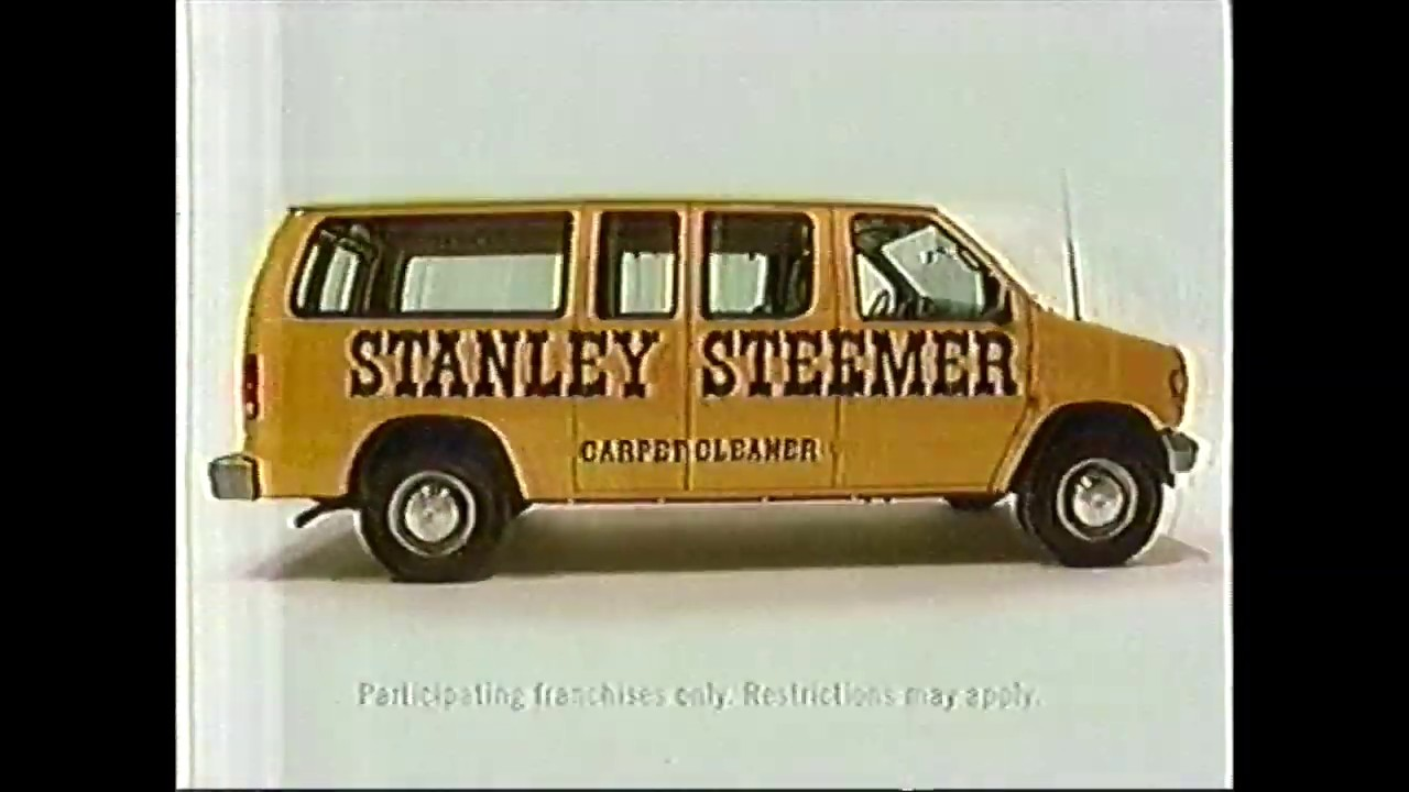 "Download Stanley Steemer ""Drug Test"" Commercial, 2006"