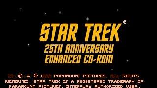 PC Longplay [501] Star Trek: 25th Anniversary