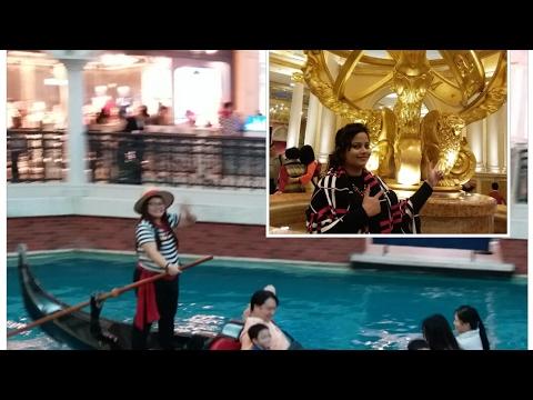Macau trip #2 -   Venetian Hotel