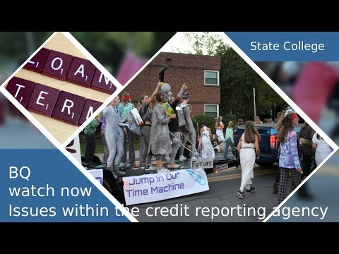 Held Hostage by Credit/BQ Experts/State College Pennsylvania/Credit Score