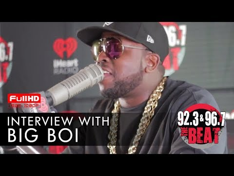 ET Cali Interview with Big Boi