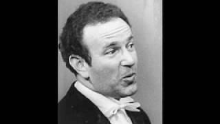 "Gerhard Bronner singt ""Der Gschupfte Ferdl"""