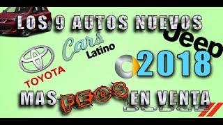 Los Autos Nuevos Mas Feos (2018) *CarsLatino*