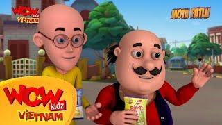 Motu Patlu Siêu Clip 51 - Hai Chàng Ngốc - Cartoon Movie - Cartoons For Children