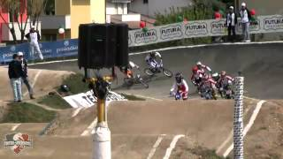 Christelle Boivin BMX Europe 2012 Creazzo Italie Girls 15/16