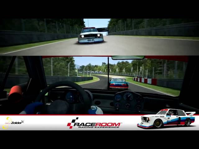 Race Room Experience Zolder Trailer