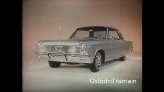1966 Plymouth Fury VIP commercial