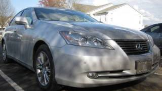 Test Drive 2007 Lexus ES350 Ultra w/ Demo of Toyota's Solution To the Pedal Recall