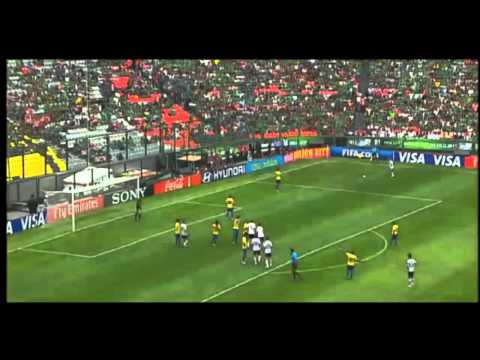 Germany vs Brazil (U17 World Cup Mexico 2011) Mundial Sub 17