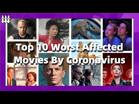 Top 10 Films/TV Shows That Have Been Delayed Due To Coronavirus