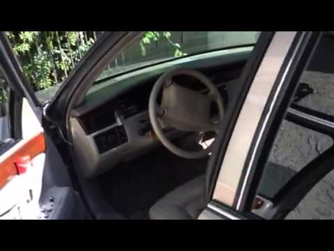 95 cadillac concours fuel pump review youtube. Black Bedroom Furniture Sets. Home Design Ideas