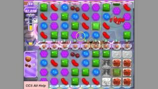 Candy Crush DREAMWORLD Level 297 basic strategy