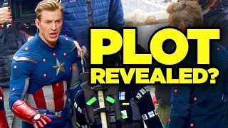 Avengers Endgame PLOT REVEALED - Time Travel Confirmed? #Debrief