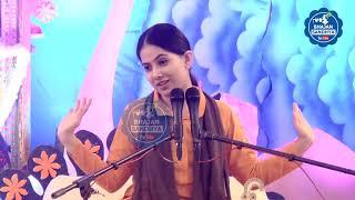 जया किशोरी जी की यह बात आपकी ज़िंदगी बदल देगी~समय जवाब देता है #Jaya Kishori motivational