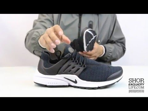 daed4806c855 Women s Air Presto Black - White Unboxing Video at Exclucity