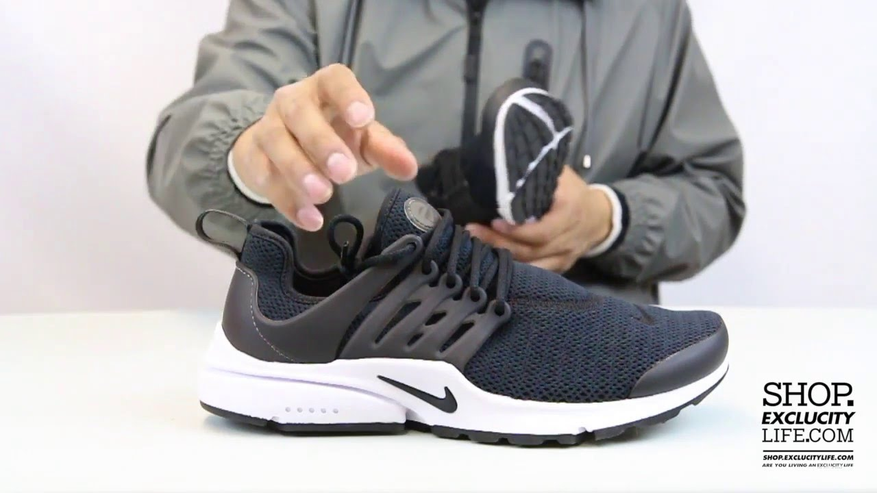 f634dcbeeae4 Women s Air Presto Black - White Unboxing Video at Exclucity - YouTube