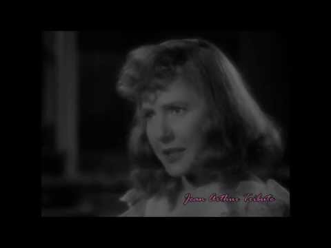 Jean Arthur in ''The Devil and Miss Jones'' - ''Taking up my time!?''