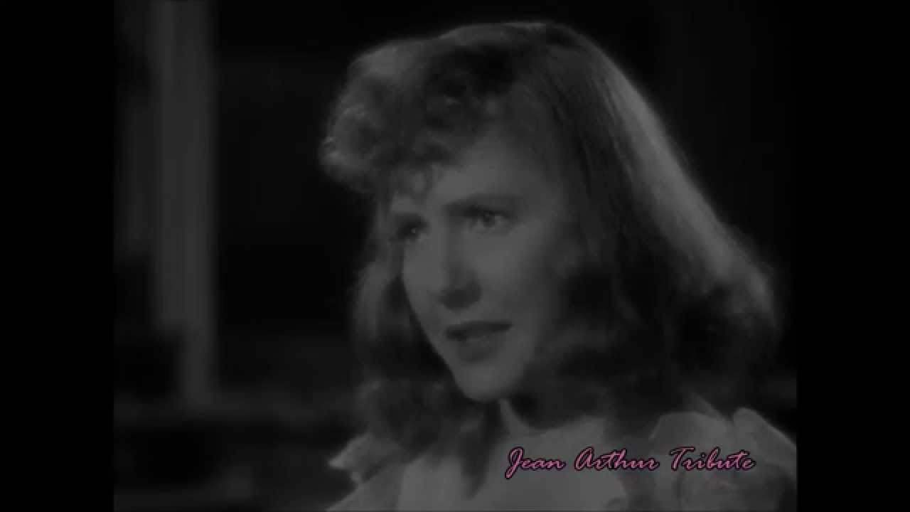 Jean Arthur In The Devil And Miss Jones Taking Up My Time Youtube