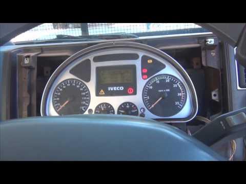 Iveco Eurocargo 160E28 - Dodgy Electrics, Advice needed! - YouTube