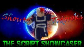 Roblox Script Showcase Episode#724/Shouto Todoroki