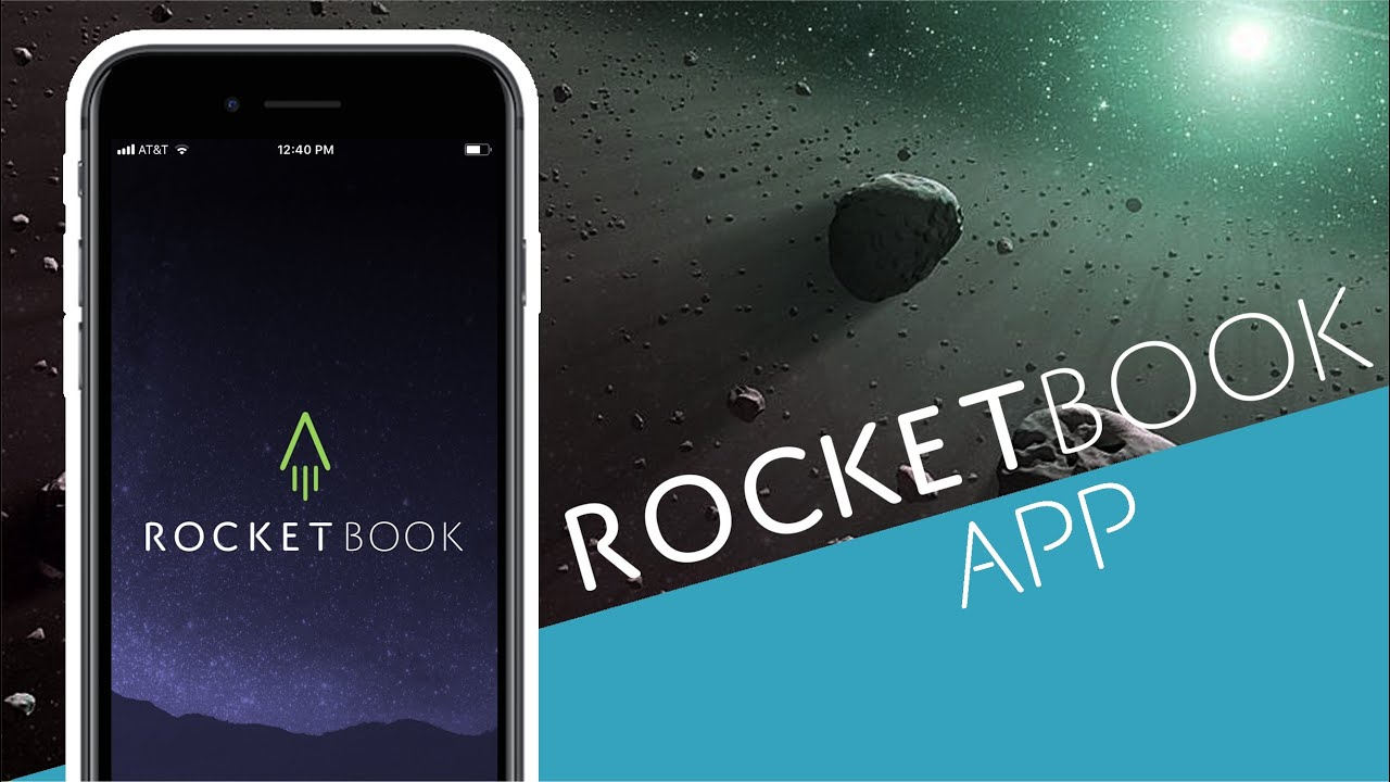 Introducing the Rocketbook App