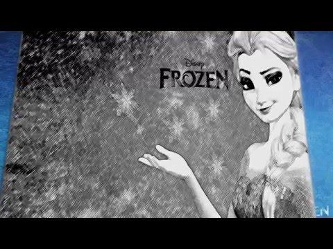 Frozen flipbook