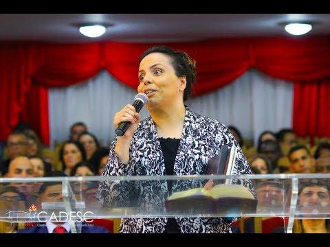 Prª. Helena Raquel - Último Dia - 24º Congresso da CIBESC