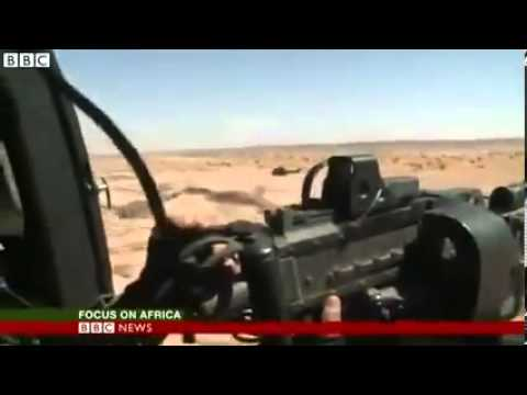 BBC News   Mali army clashes with separatist MNLA rebels 10