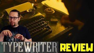 Typewriter Netflix India Original Series Review