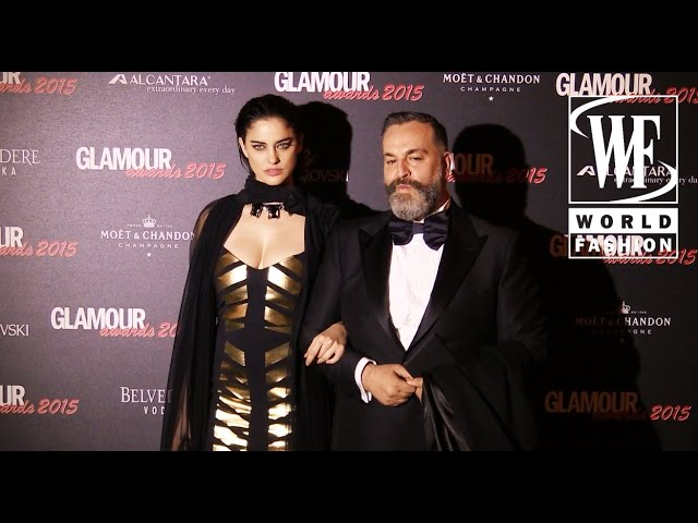 Glamour Awards 2015 Milan