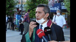 Başkan Abdurrahim Burak'ın Basın Açıklaması
